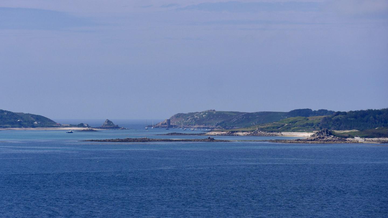 Bryher ja Tresco saaret Scillynsaarilla