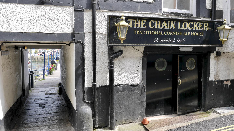 Pub Chainlocker in Falmouth