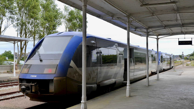 Roscoffin juna-asema