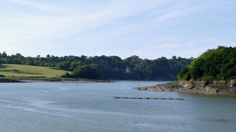Le Jaudy-joki Bretagnessa