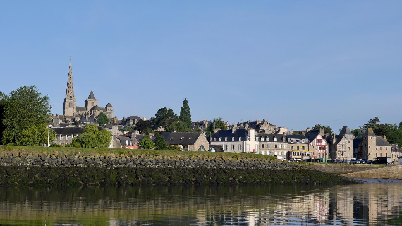 Tréguier, Bretagne