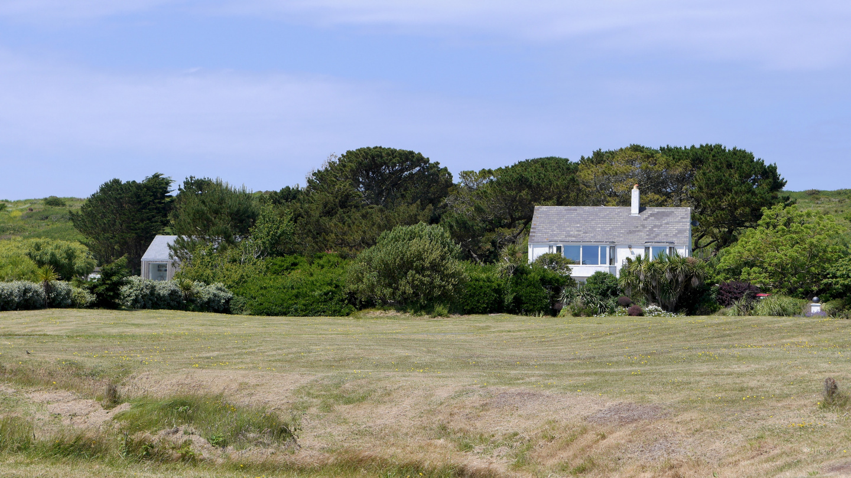 Alderney, Kanaalisaaret