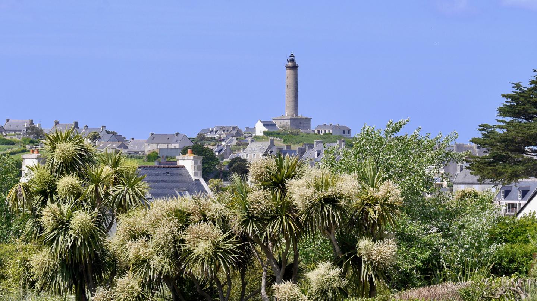 Majakka Île de Batz saarella