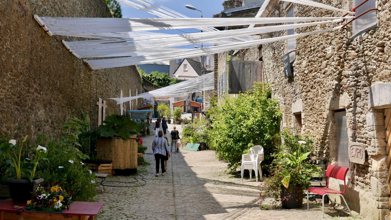 Rue de Saint-Malo in Brest