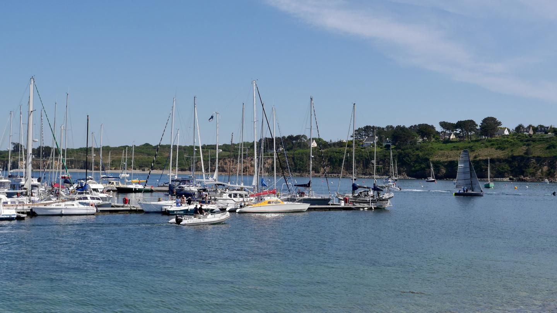 Suwena in Camaret-sur-Mer, Brittany