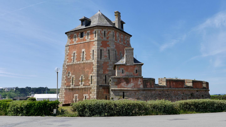 Vauban torni Camaret-sur-Merissä Bretagnessa
