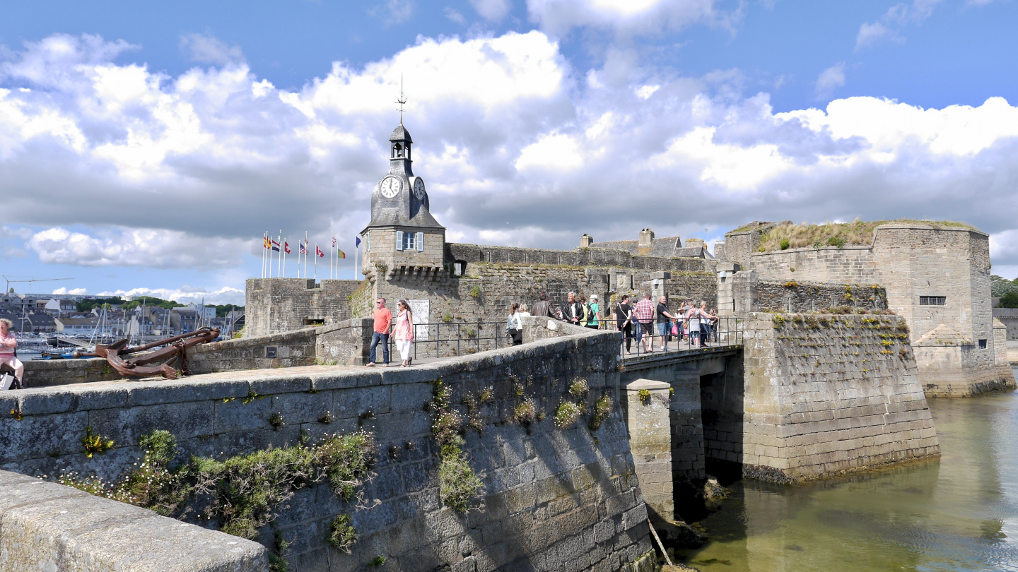 Ville Close, Concarneau, Brittany