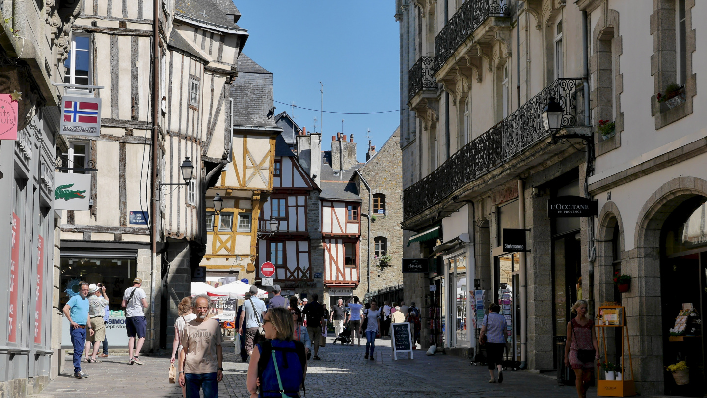 Vannes, Brittany