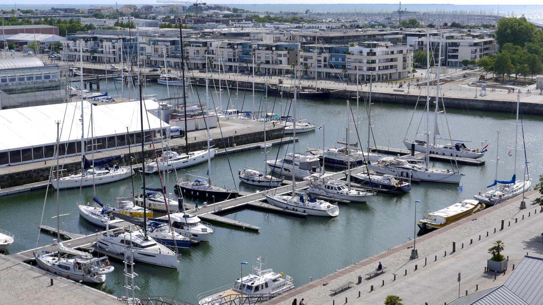 Suwena Vieux Port satamassa La Rochellessa