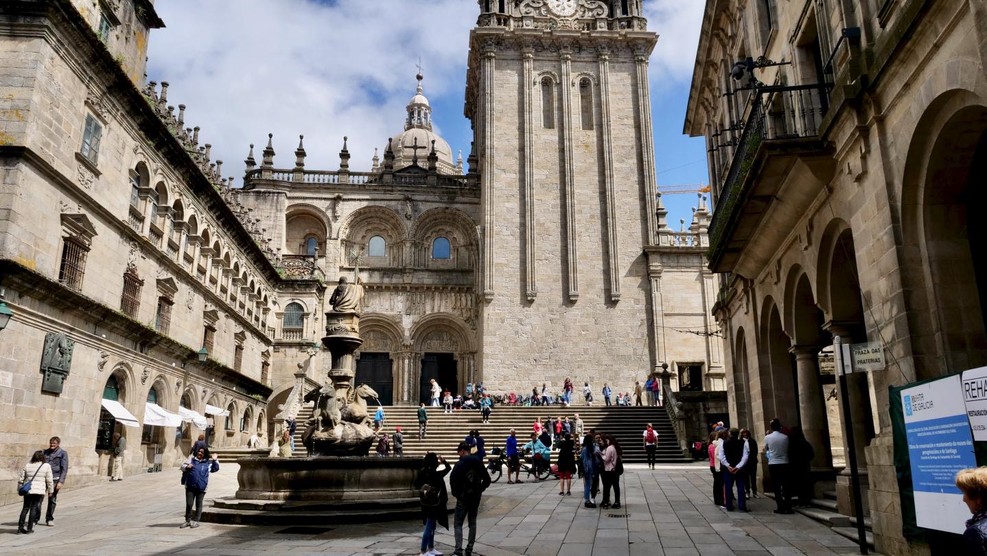 Santiago de Compostela katedraali