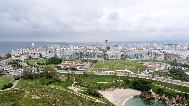 A Coruña, Galicia