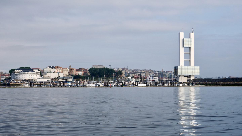 Marina Coruña, Galicia