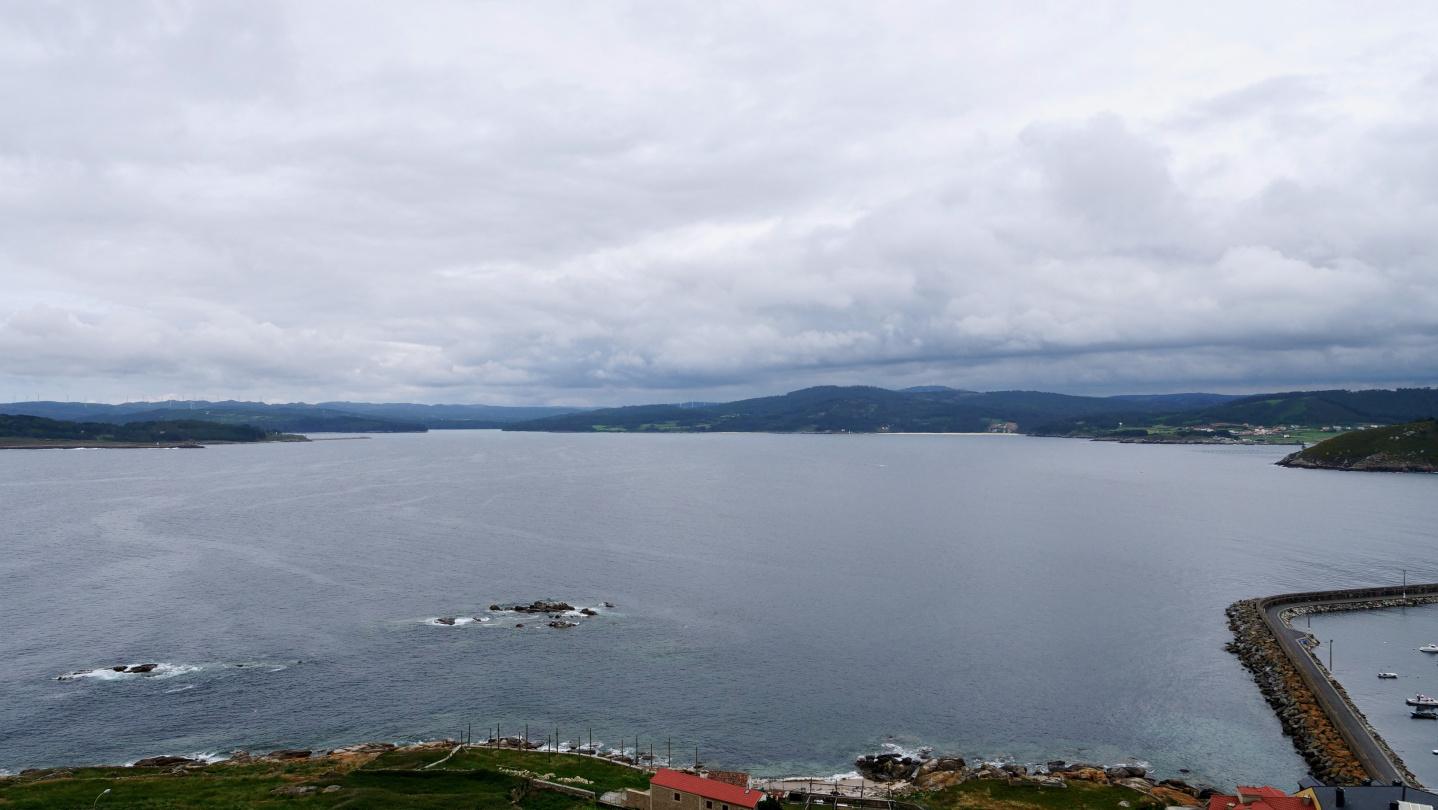 Ría de Camariñas, Galicia