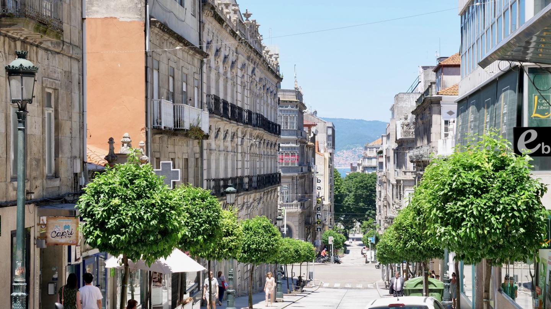 Vigo, Galicia, Espanja