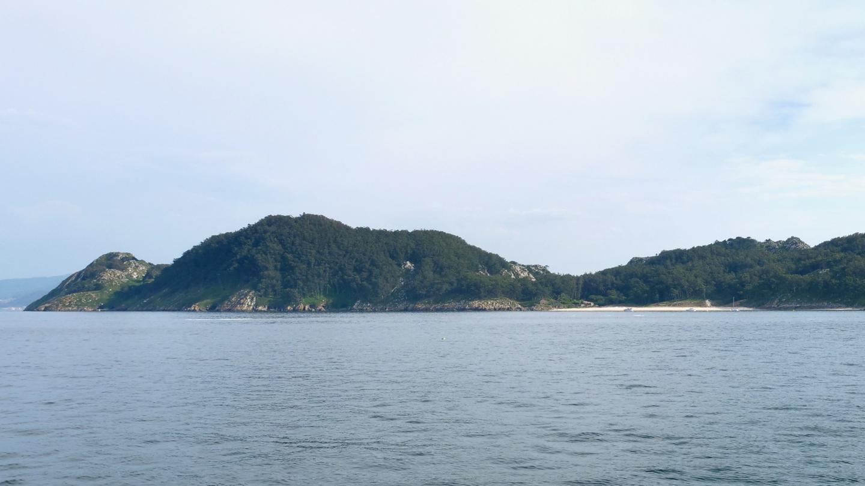 Illa de San Martiño, Cíes, Galicia, Espanja