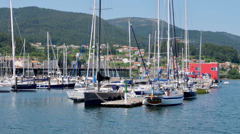 Marina of Combarro, Galicia