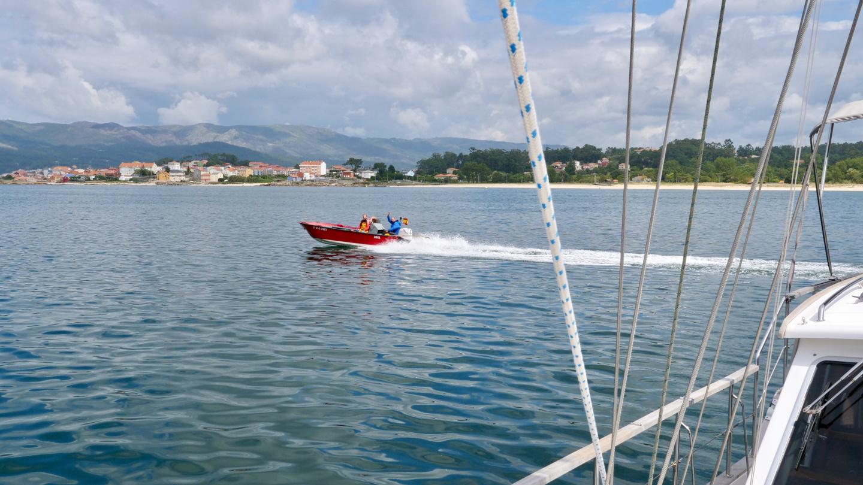 Carragueiros lahti, Galicia